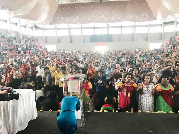 Purim 2019 in Papua New Guinea